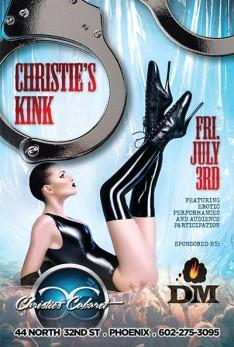 Christie's Kink July 3